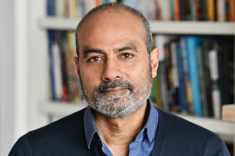 Fiction & Fact: George Alagiah's Noirwich Lecture