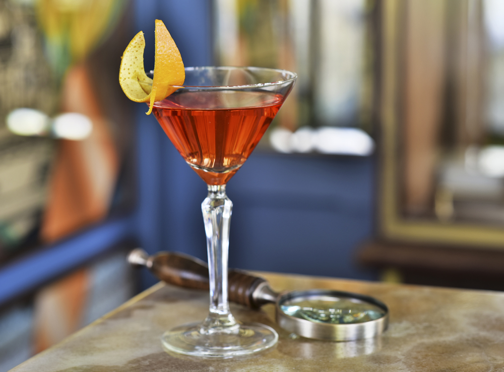 The Ivy Brasserie reveals themed cocktail menu