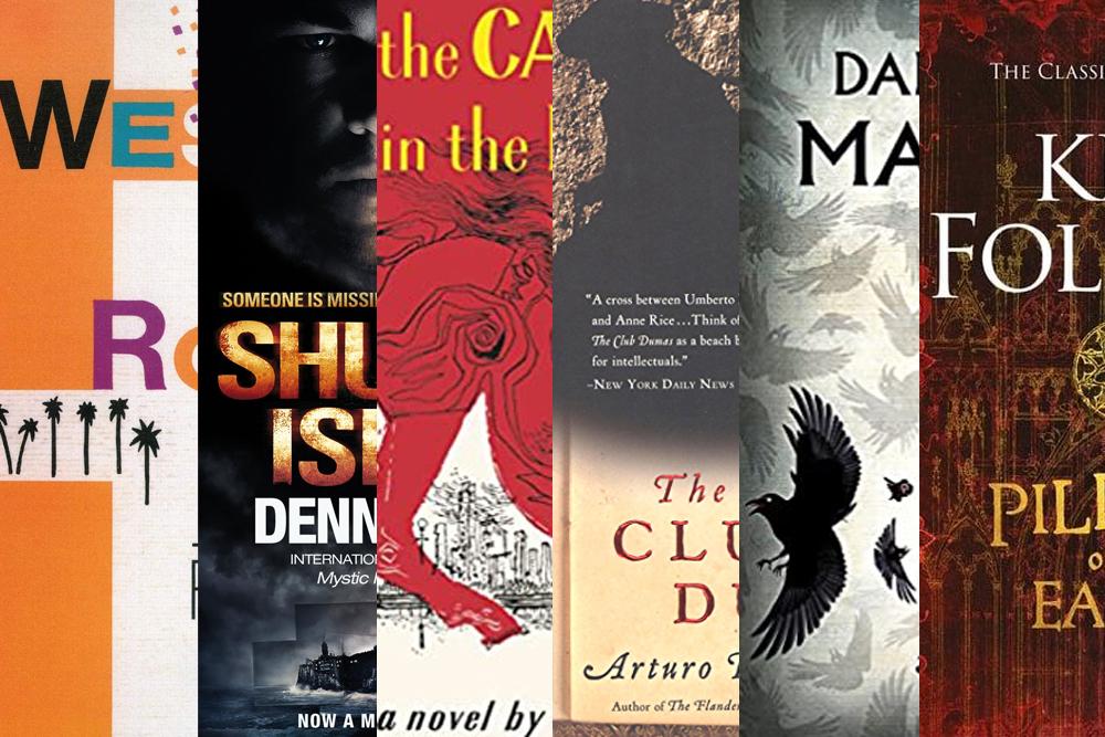 Olivier Norek's top 6 inspiring books